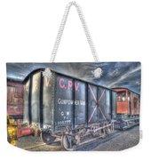 Railway Gunpowder Wagon Weekender Tote Bag