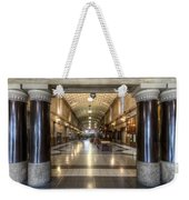 Railway Hall Weekender Tote Bag