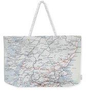 Railways Of Scotland Weekender Tote Bag