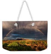 Rain And Rainbows  Weekender Tote Bag