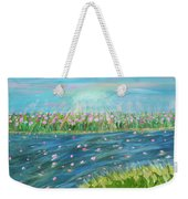 Rain And Shine Weekender Tote Bag