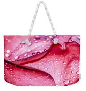 Rain Drop Jewels  Weekender Tote Bag