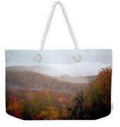 Rain In Smokies Weekender Tote Bag