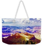 Rain Is Coming Weekender Tote Bag
