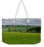 Rain Is Over. Weekender Tote Bag