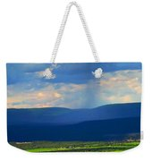 Rain Over The Uncompaghre Weekender Tote Bag