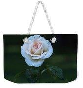 Rain Rose Weekender Tote Bag