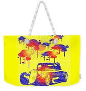 Rain Showers Weekender Tote Bag