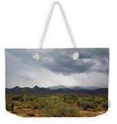 Rain Up North Weekender Tote Bag