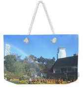 Rainbow At The Falls Weekender Tote Bag