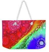 Rainbow Coaster  Weekender Tote Bag