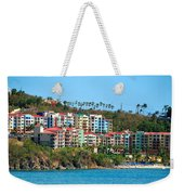 Rainbow Collection  Weekender Tote Bag