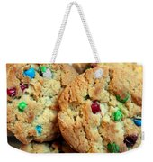 Rainbow Cookies Weekender Tote Bag