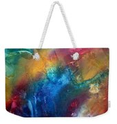Rainbow Dreams II By Madart Weekender Tote Bag