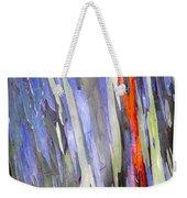 Rainbow Eucalyptus Tree Weekender Tote Bag