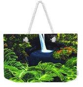 Rainbow Falls #83 Weekender Tote Bag