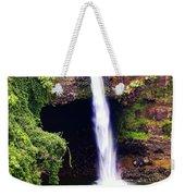Rainbow Falls Iv Weekender Tote Bag