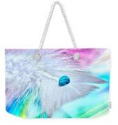 Rainbow Flight Weekender Tote Bag