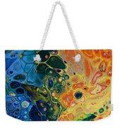 Rainbow Flow Weekender Tote Bag