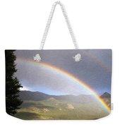 Rainbow - Id 16217-152042-2683 Weekender Tote Bag
