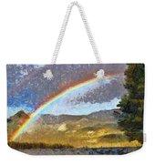 Rainbow - Id 16217-152046-6654 Weekender Tote Bag