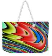 Rainbow In Abstract 04 Weekender Tote Bag
