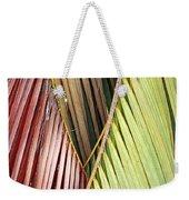 Rainbow Of Palms Gp Weekender Tote Bag