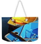Rainbow Of Prams Weekender Tote Bag