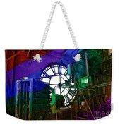 Rainbow Of Time Weekender Tote Bag