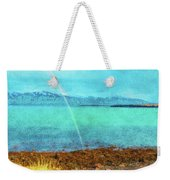 Rainbow On Videy Weekender Tote Bag