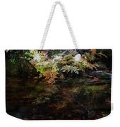 Rainbow Pickle Creek Reflections 6272 H_3 Weekender Tote Bag