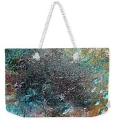 Rainbow Reef Weekender Tote Bag by Karin  Dawn Kelshall- Best