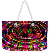 Rainbow River Weekender Tote Bag