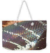Rainbow Scales Weekender Tote Bag