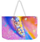 Rainbow Spell And Starfish Weekender Tote Bag