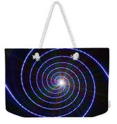 Rainbow Spinner Off Weekender Tote Bag