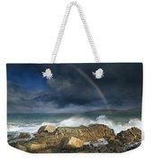 Rainbow To Heaven Shamrock Shores  Weekender Tote Bag