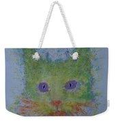 Rainbow Tomcat Weekender Tote Bag