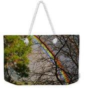Rainbow Tree Weekender Tote Bag