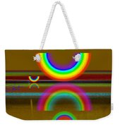 Rainbow Warrior Weekender Tote Bag