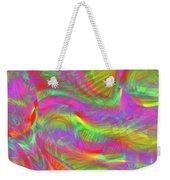 Rainbowlicious Weekender Tote Bag