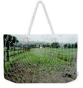 Raincatcher Web Weekender Tote Bag