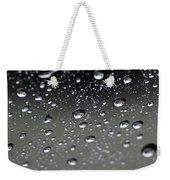 Raindrops  1 Weekender Tote Bag