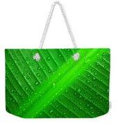 Raindrops ... Weekender Tote Bag