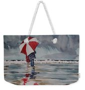 Raindrops To Seaglass Weekender Tote Bag