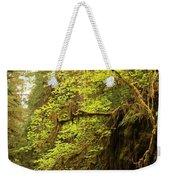 Rainforest Awakening Weekender Tote Bag