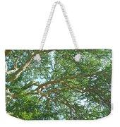 Rainforest Canopy Weekender Tote Bag