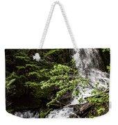 Rainforest Falls Weekender Tote Bag
