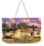 Rainforest Morning Weekender Tote Bag