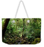 Rainforest Stream Weekender Tote Bag